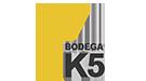 Bodega K5 colaborador Gilda Eguna 2019